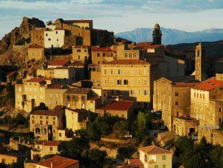 Un village perché en Corse